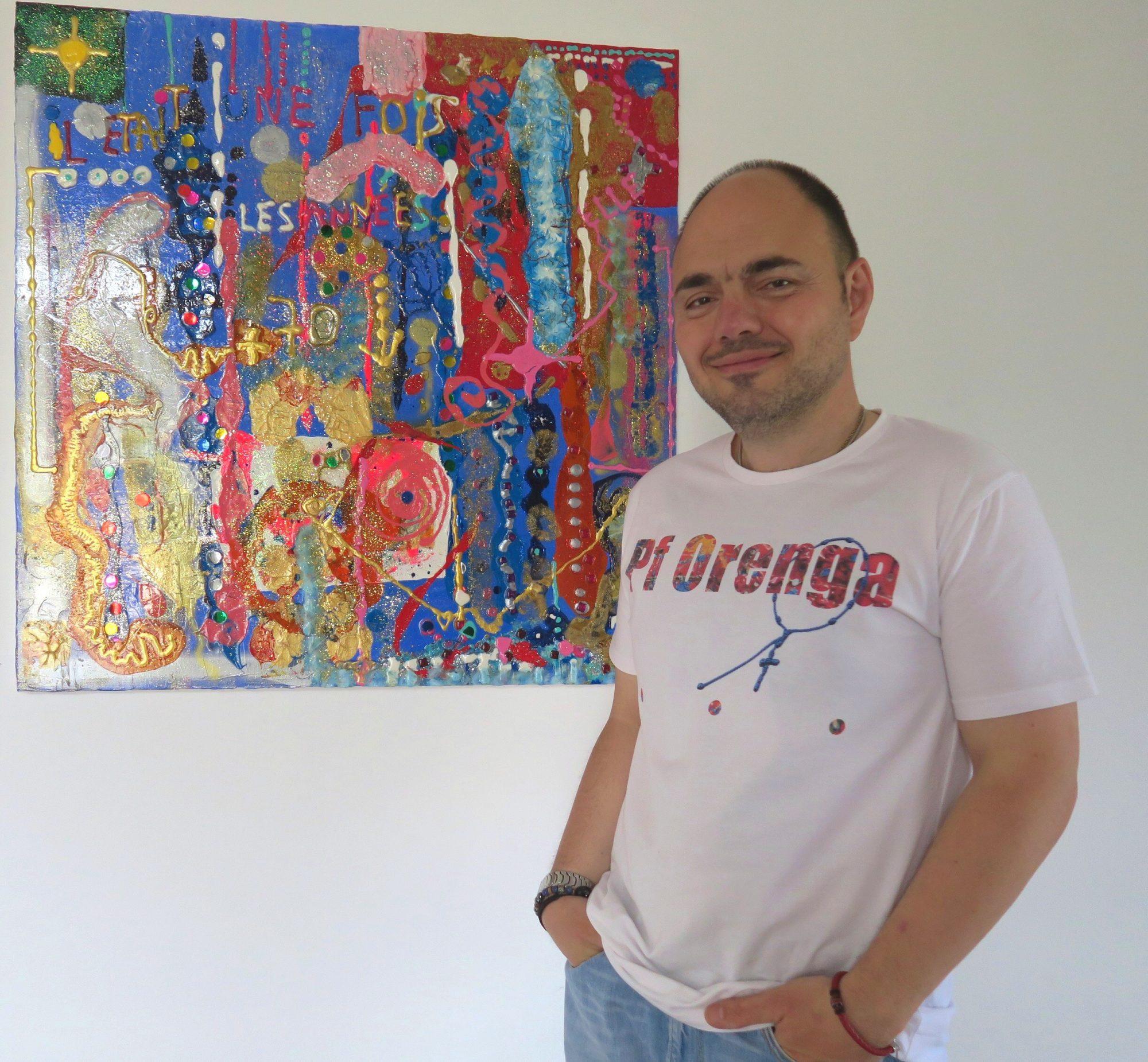 Pierre-François Orenga